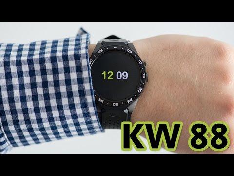 Умные часы Kingwear Kw88. ПОЛНЫЙ ОБЗОР