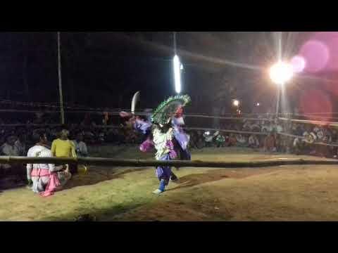 PURULIA CHHOU NACH 16/12/17 IN PURULIA...