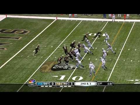 Detroit Lions Defense Highlights 2011
