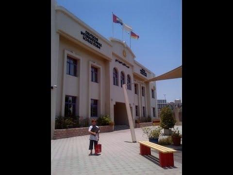 Letzter Schultag Deutsche Internationale Schule Dubai 2014