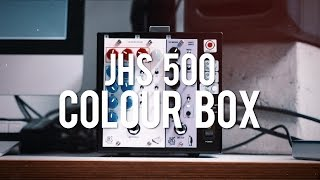 JHS 500 Colour Box with guitars, bass & vocals (demo)