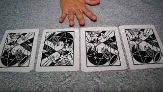 Pick A Card Tarot Reading: WHAT ARE THEY DOING / THINKING?