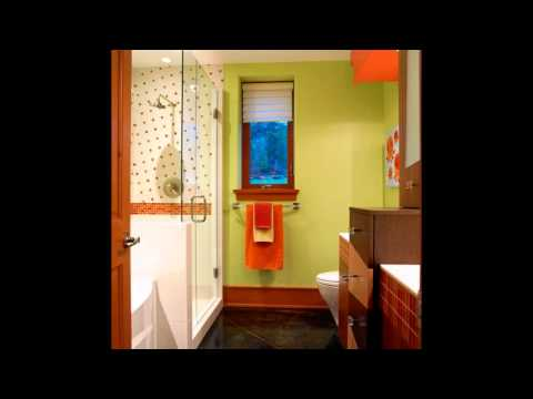 Fascinating Kids bathroom paint ideas