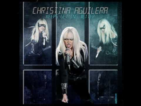 christina aguilera- keeps gettin better (tricky remix)