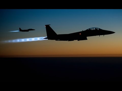 US Airstrikes Growing in Syria   ISIS Egypt & Caribbean   Palestinian stabs Israeli   End Times News