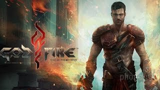 godfire: Rise of Prometheus - Аналог God of War на Android(Обзор/Review)