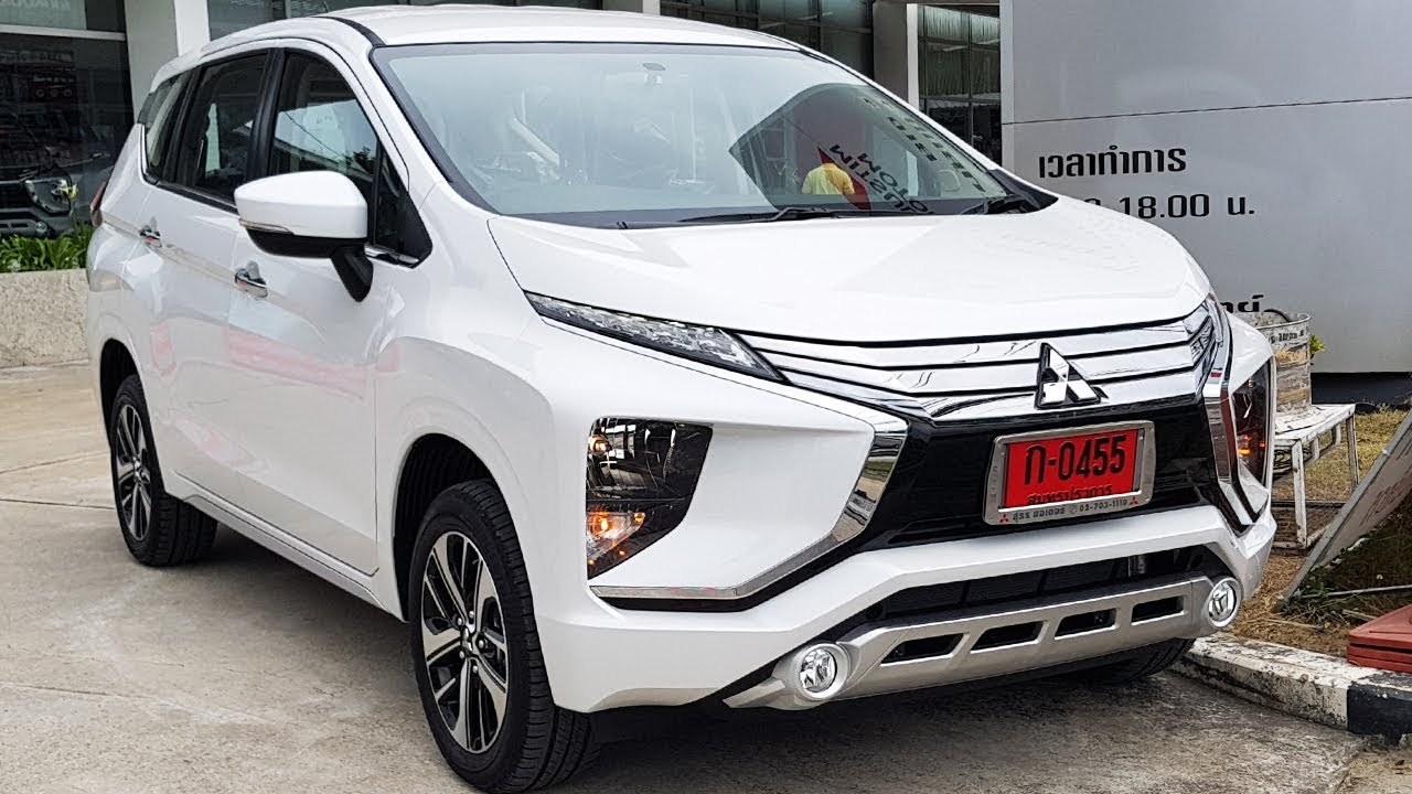 New Mitsubishi Xpander 1.5 GT ราคา 849,000 บาท
