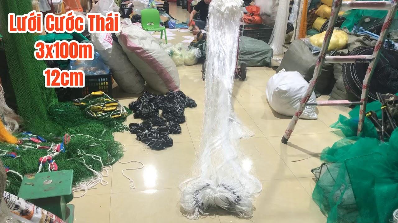 Lưới Cước Thái Ba màn [ Cao 3x100m 12cm ]ZALO:0938.336.470 A Đẩu