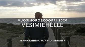 Vesimies vuonna 2020