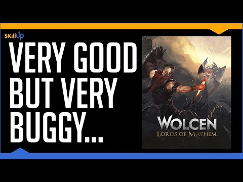 Wolcen: Lords of Mayhem - Review by SkillUp (PC, 1440p)