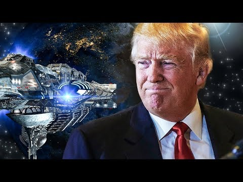 Defense Contractors Convinced Republicans To Support Trump's Space Force