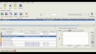 Tutorial Rank Tracker - Herramienta SEO de monitorización