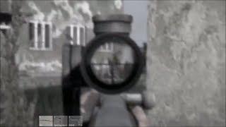 Dayz Standalone, Blurry Vision Rambo Bandit