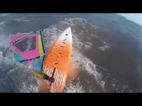 Oct 17 Windsurfing MEGA WINDS