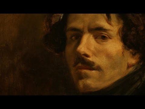 Delacroix and the Rise of Modern Art: Julian Bell at the National Gallery