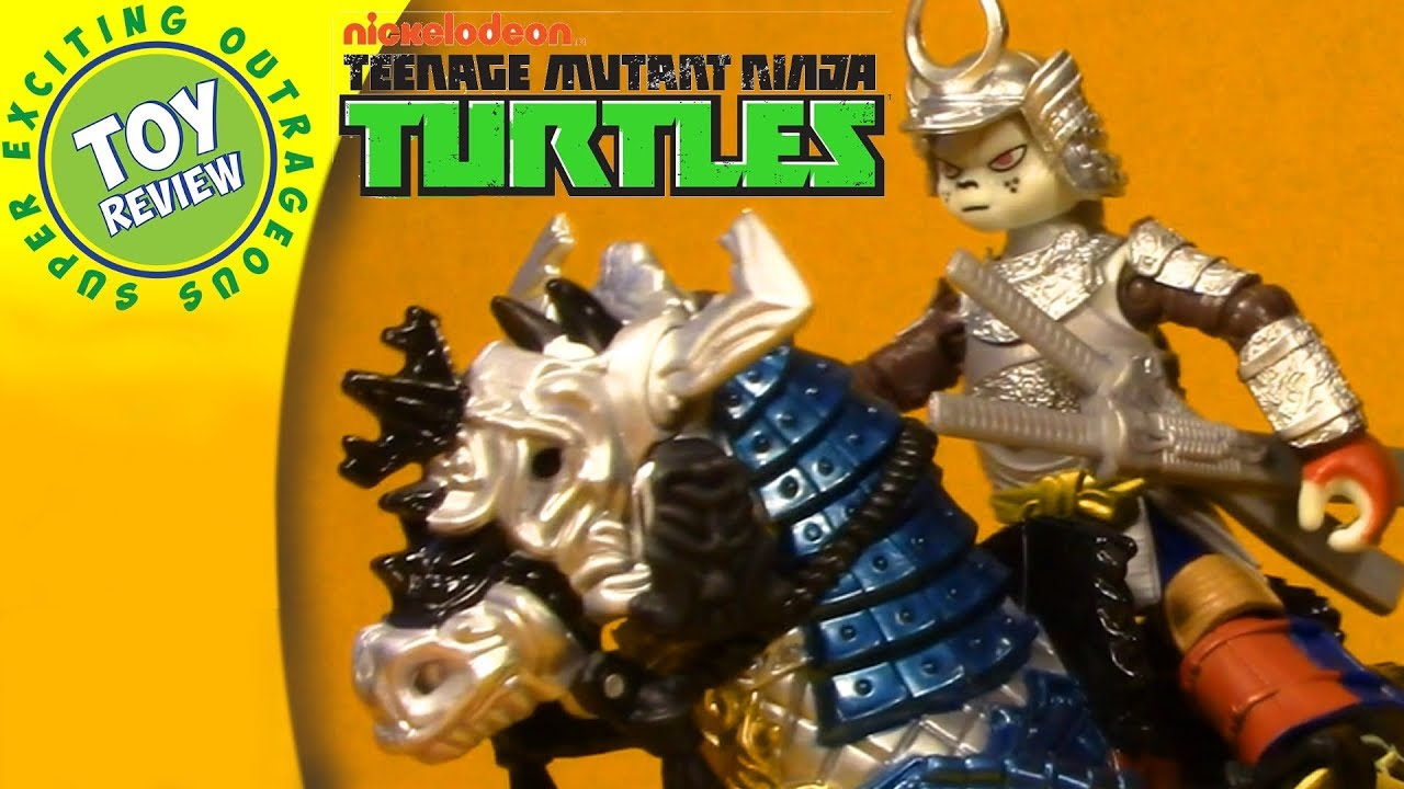 Teenage Mutant Ninja Turtles Usagi Yojimbo And Warhorse Seo Toy