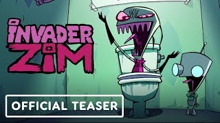 Netflix's Invader Zim: Enter The Florpus - Official Teaser Trailer