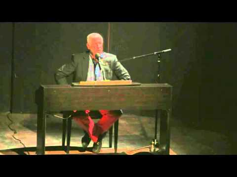 Andy Kahn at Hedgerow Theatre - Johnny Mercer