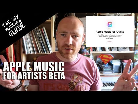 Apple Music for Artists Beta – Sign Up Now! | The DIY Musician Guide