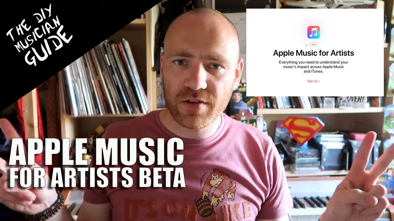 Apple Music for Artists Beta – Sign Up Now!   The DIY Musician Guide