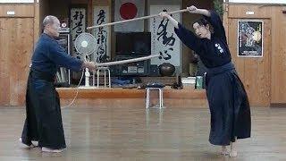 起源は福岡藩にあり 警杖神道夢想流