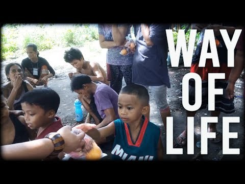 POVERTY IN THE PHILIPPINES | Stories of living on the Streets of Manila |