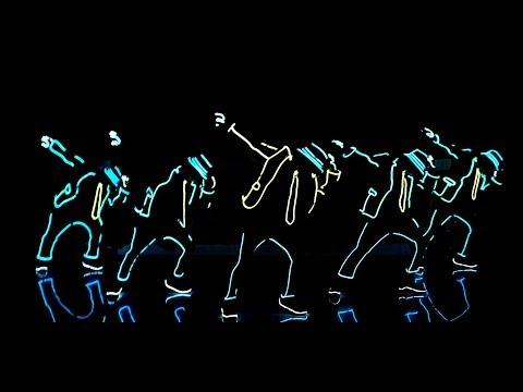 Mera Joota hai Japani | Michael Jackson I Led Tron I Tron Boy's Crew