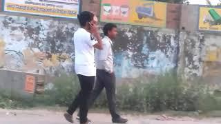 Gambar cover Pranks in Muzaffarpur   Chal Nikal Prank   pranks in India   2018 pranks