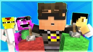 Minecraft : WOULD YOU RATHER? (Sandpaper, Eating Eyeboogers, and Explosive Craps)