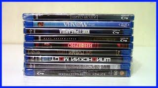 Новинки Blu-ray. Куча дисков из М.Видео за 99 рублей. Часть 2