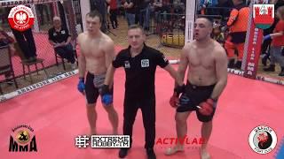 MP MMA 2018 FC 93 kg Szmalenberg N vs Wróblewski K