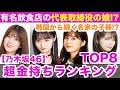 【乃木坂46】実家が超絶金持ちなメンバーランキングTOP8!!
