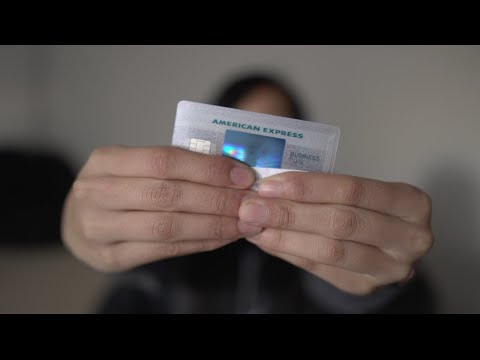 American Express Blue Business Plus   OmgUNBOXING