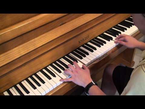 Lady Gaga - Speechless Piano by Ray Mak