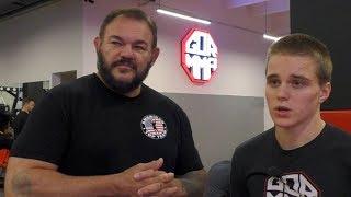 Конан Сильвейра: Волков может стать чемпионом UFC