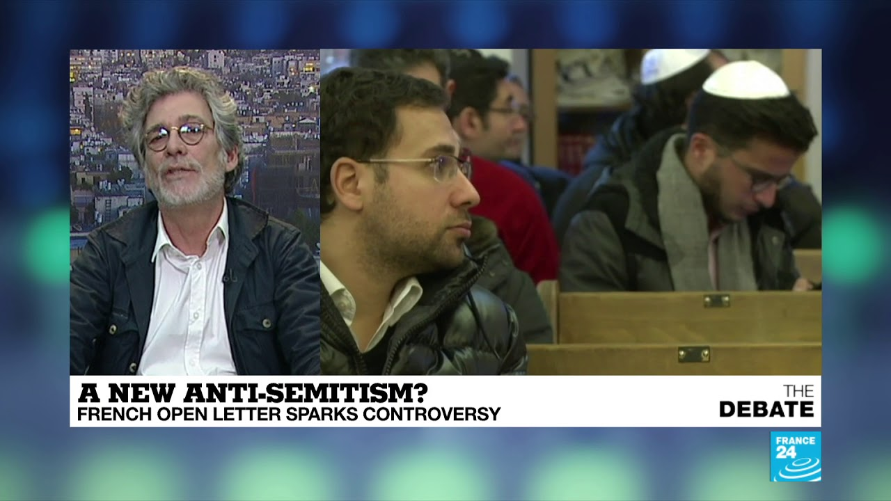Anti-Semitism in France: Religious leaders 'won't solve the problem'