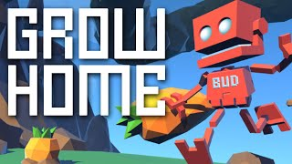 Grow Home PS4 - Quick Look Review (Gameplay Commentary)