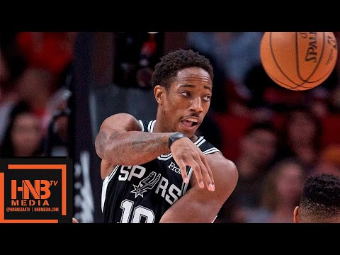 San Antonio Spurs vs Orlando Magic Full Game Highlights | 11.04.2018, NBA Season