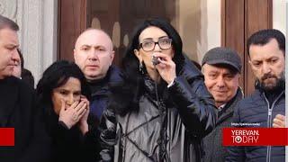 Թուրքը Հայաստանում էլ վարչապետ չէ. Արփինե Հովհաննիսյան