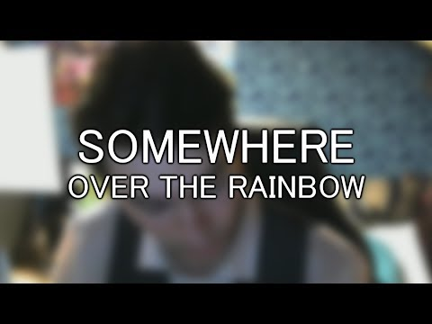 UKULÉLÉ - Somewhere over the rainbow (bad cover)