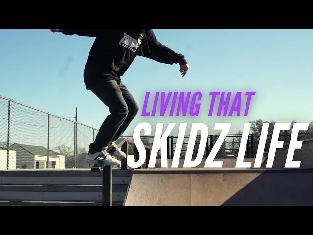 Living That Skidz Life – Skidz GrindPlates