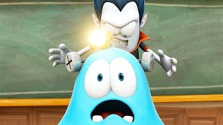 Spookiz | Cula Takes Frankie's Magic Power | Funny Cartoons For Kids | WildBrain Cartoons