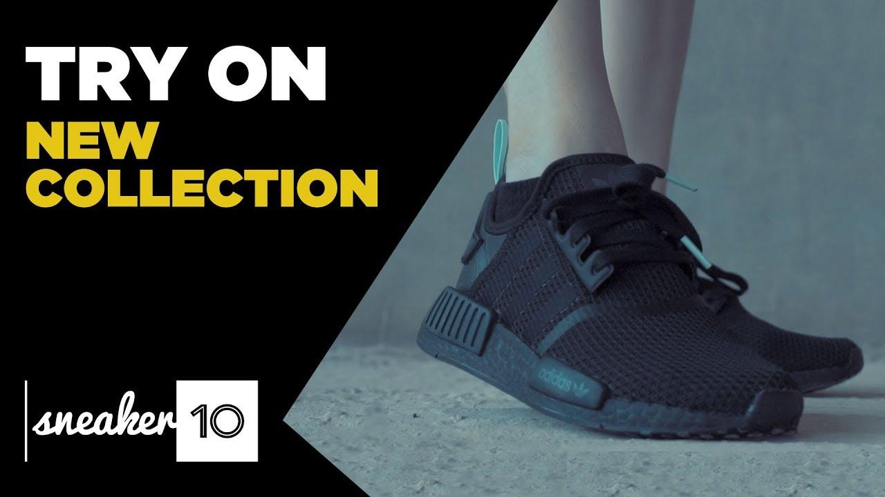 adidas Originals NMD_R1 'Mint Glow