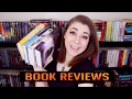 BOOK REVIEWS // WAYFARER, HISTORY IS ALL YOU LEFT ME, & MORE