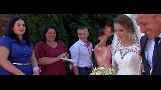 Свадебный клип Светланы и Дмитрия  сентябрь - 2018