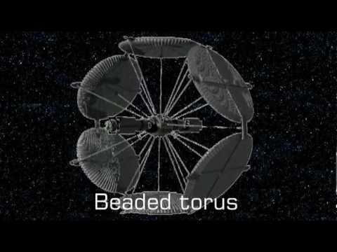 Carousel Space Habitat