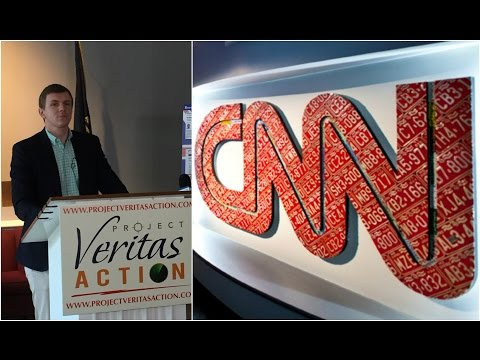CNN is Finished: Project Veritas to Release Damaging secret Newsroom Footage!!!