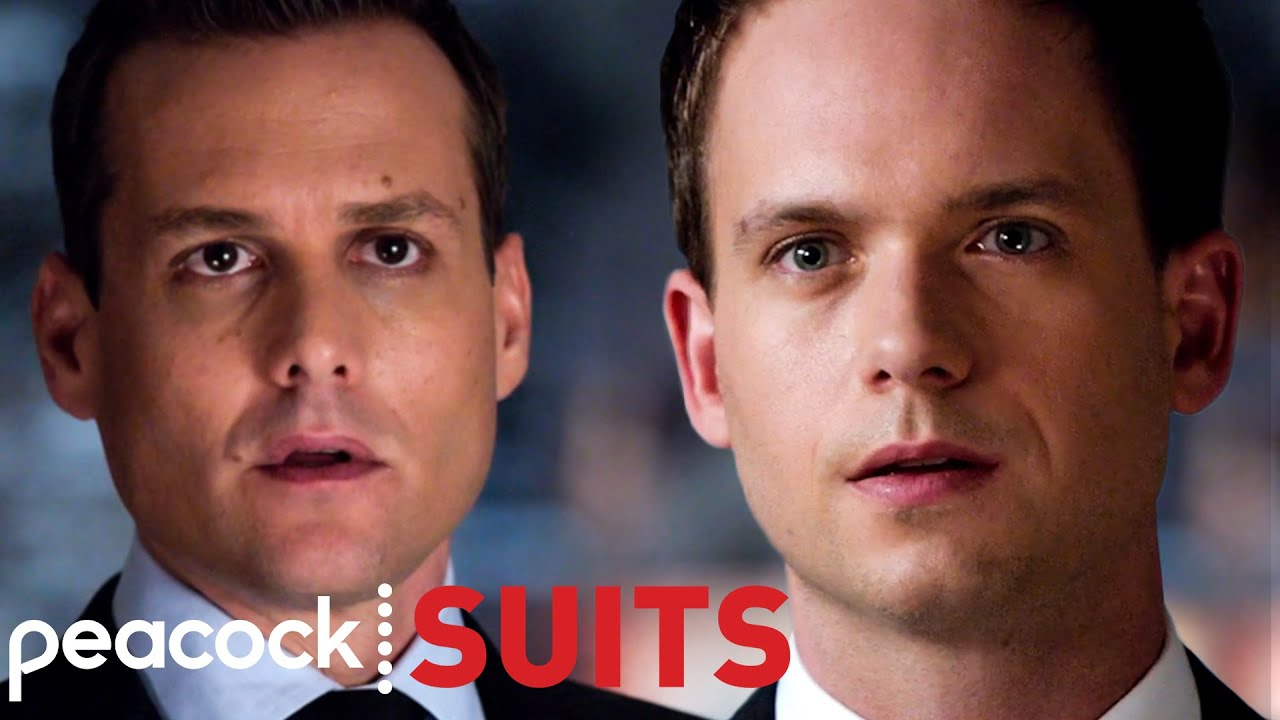 Mike Is Gone and There Is Nothing that Harvey Can Do About It | Suits