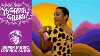 Solange Knowles - Momma Loves Baby - Yo Gabba Gabba!