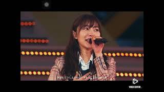 HKT48 #夕陽を見ているか? #指原莉乃卒業コンサート.